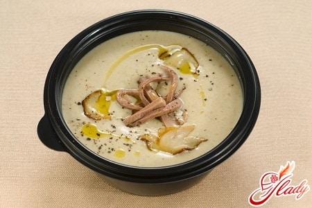 простой суп пюре