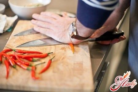 приготовление супа том ям