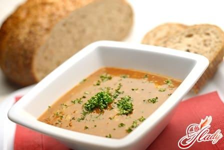 вкусные рецепты супов в мультиварке