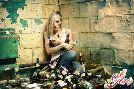 Алкоголизм как социальная проблема в