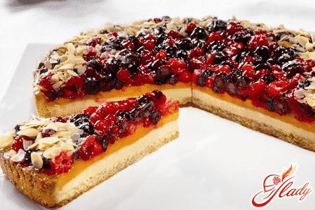 разные рецепты тирольского пирога