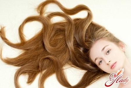 правильное восстановление волос