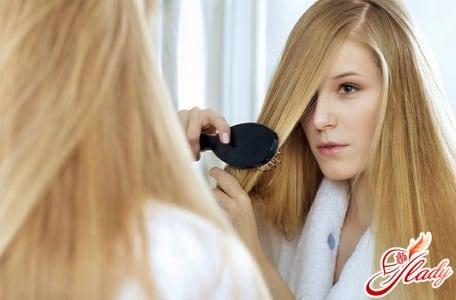 разные методы лечения выпадения волос