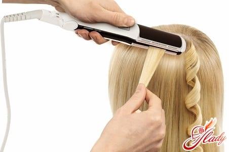 выпрямитель для волос для чего нужен