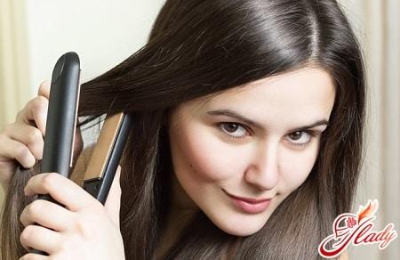 профессиональные выпрямители для разного типа волос