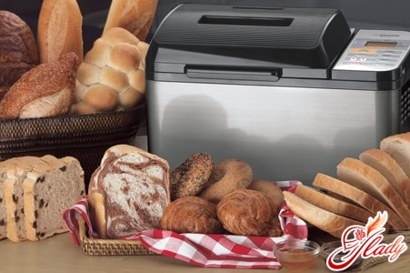 хлебопечка для выпекания хлеба