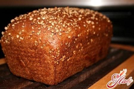 рецепт выпекания хлеба в хлебопечке