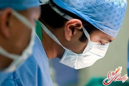 лечение жировика хирургическим методом
