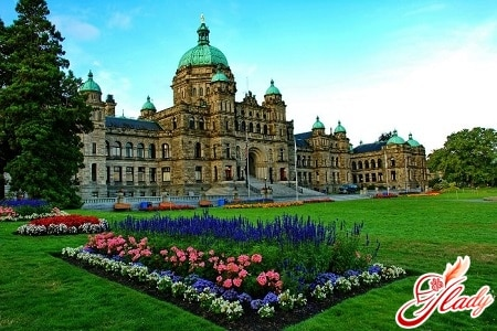Парламент Британской Колумбии