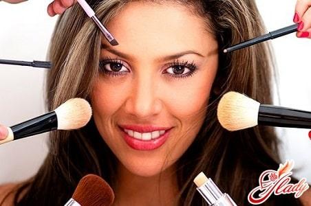 правила хорошего макияжа