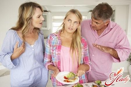 постарайтесь объяснить ребенку причины развода