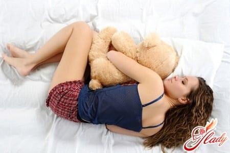 советы для правильного сна