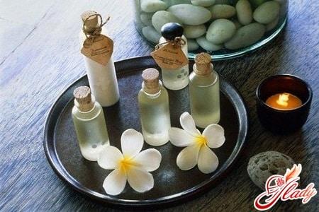 эфирные масла для укрепления волос