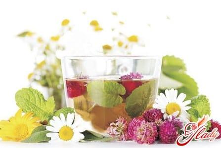 чай с народными травами для лечения бронхита