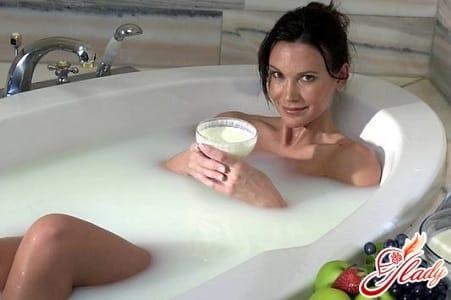 ванночки с содой