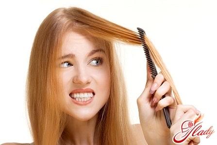 полезное масло для кончиков волос