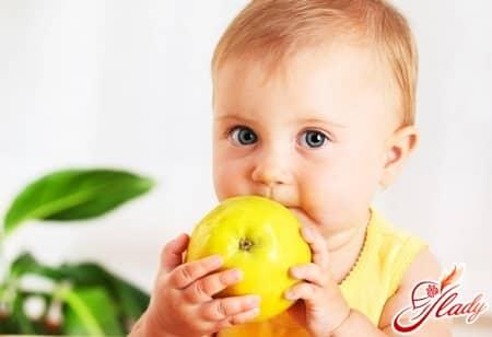 правильное питание ребенка в 2 года