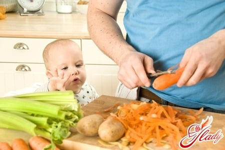 овощи и фрукты обязательны в рационе двухлетнего малыша