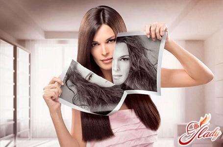 причины быстрого появления жирности волос