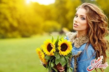 полезные свойства подсолнечного масла для волос
