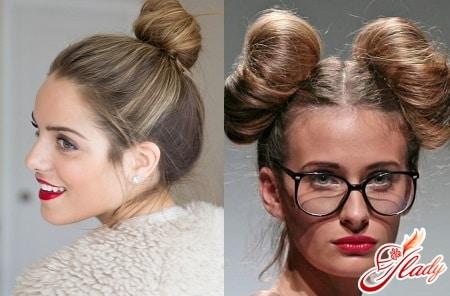 разные прически на длинные волосы