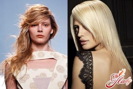 модные рваные стрижки для волос