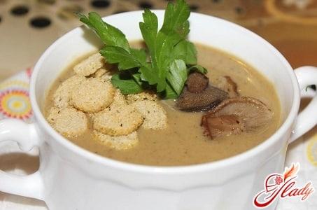 холодный суп пюре