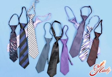 разные виды узлов для галстука