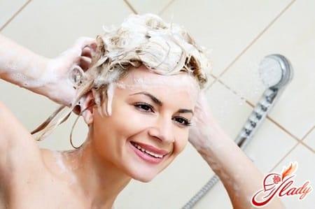 подбирайте правильные средства для жирных волос
