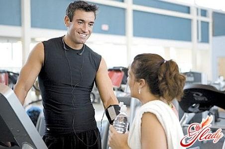 фитнес клуб для знакомства