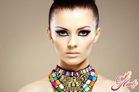 красивый макияж глаз