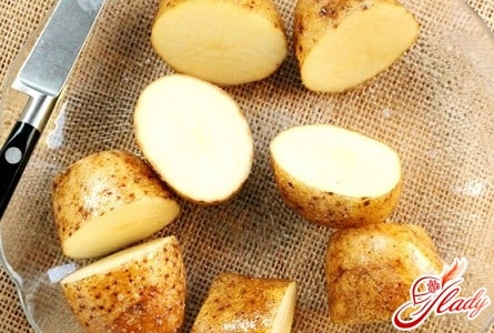 лечение геморроя сырым картофелем