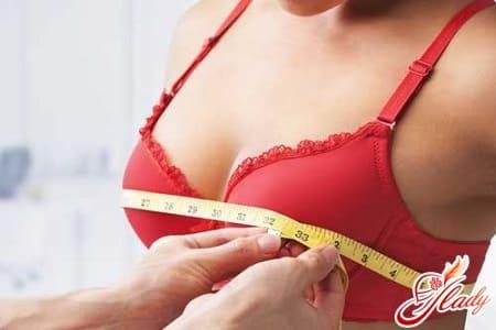 увеличение объема груди препаратами