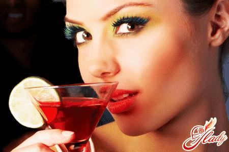 10 необычных рецептов коктейлей