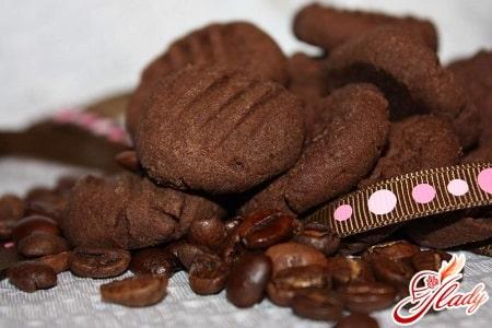 Рецепты шоколадного печенья