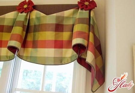 шторы для кухни своими руками этапы пошива