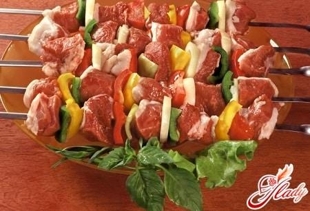 выбор мяса для шашлыка