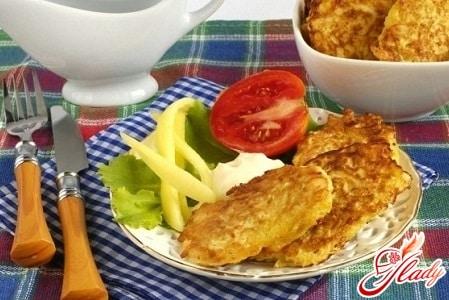 рецепт котлет с мясом и капустой