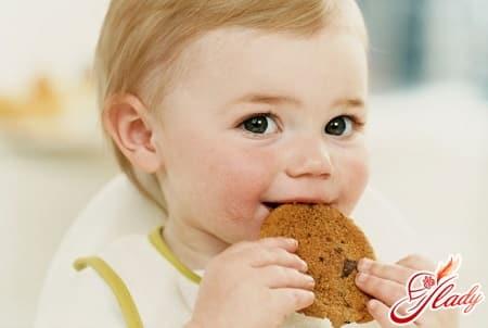хорошее питание ребенка