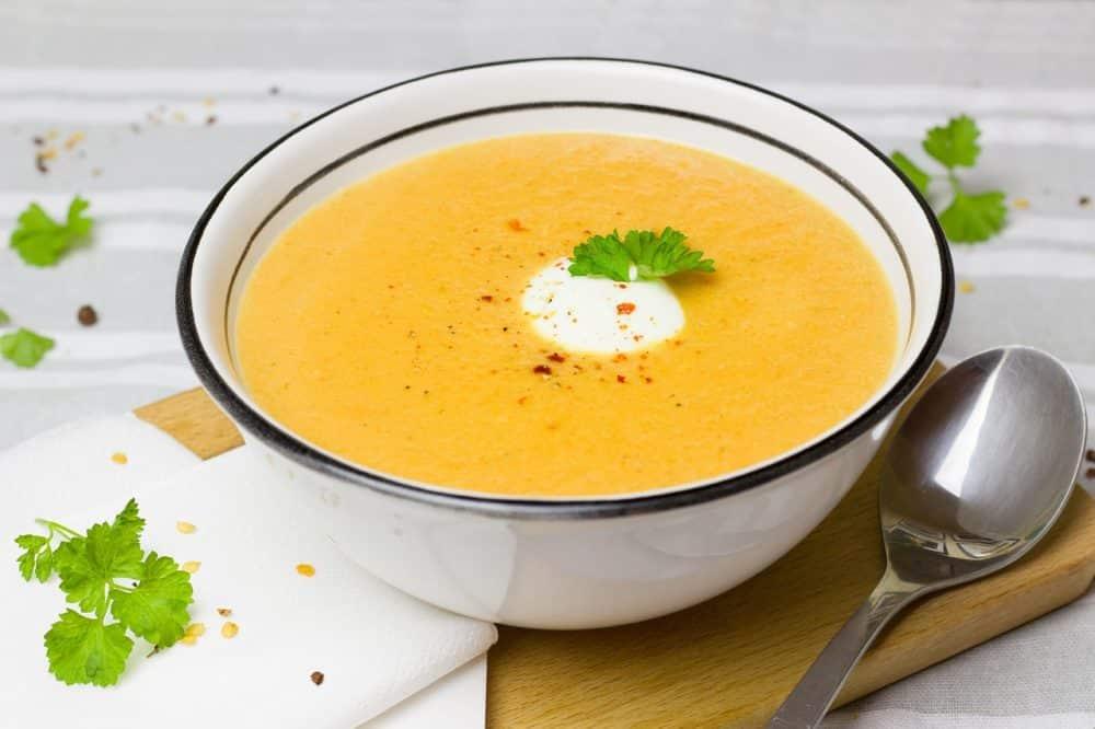крем супы для похудения