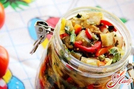 Как приготовить вкусные маринованные баклажаны