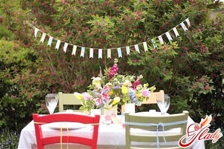 празднование ситцевой свадьбы