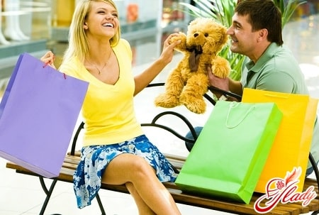 поведение при общении с парнем