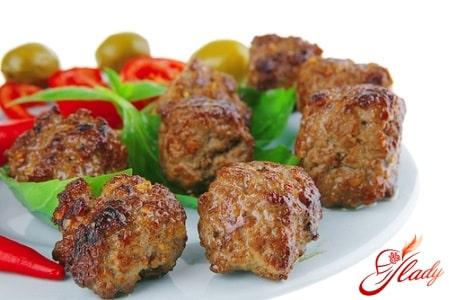 простой рецепт мясных ежиков