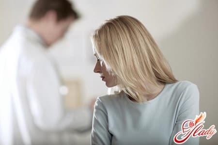 противопоказания к хирургическому аборту