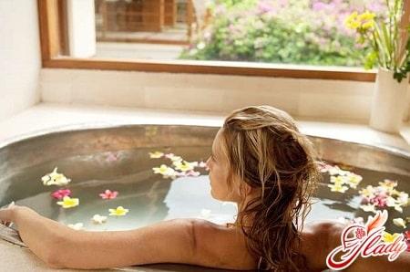 травяные ванны для лечения геморроя
