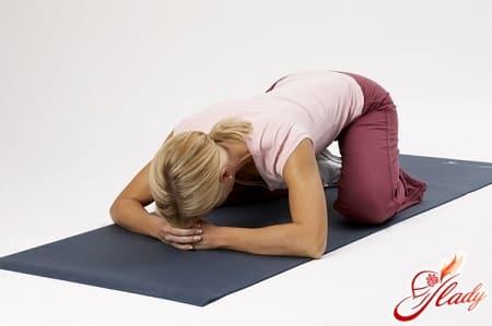 простые упражнения для мышц таза