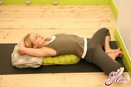 упражнения для уменьшения боли во время месячных