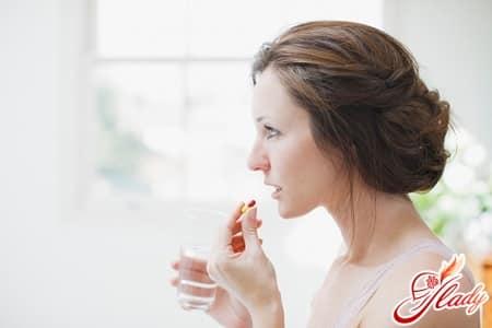 медикаментозное лечение шейки матки
