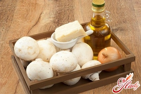 ингредиенты для суп пюре